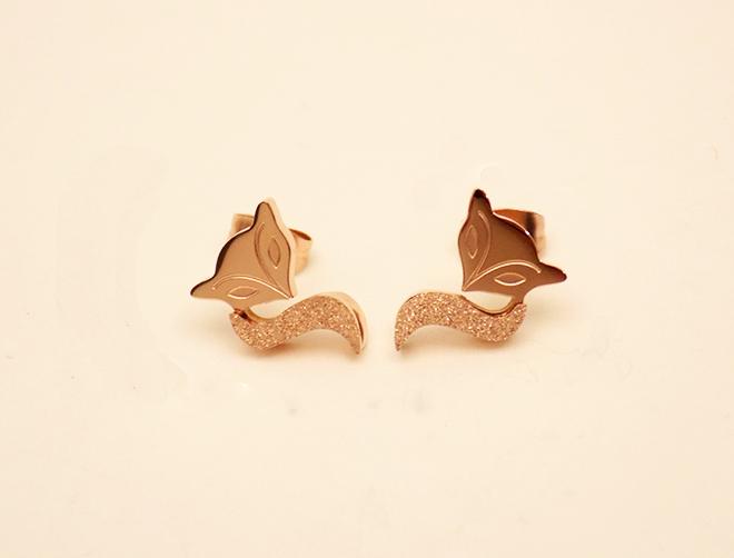 Σκουλαρίκια Αλεπού